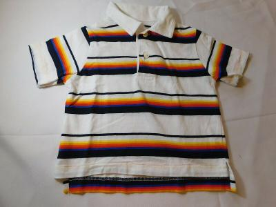 The Children's Place Baby Boy's Short Sleeve Polo Shirt Size Variations White