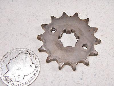64-66 HONDA CT200 #5 FRONT PRIMARY DRIVE SPROCKET 14T