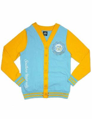 Southern University of Baton cardigan sweater Ladies HBCU Lightweight cardigan