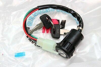 HONDA EXPRESS NC50 NA50 NX50 PA50 IGNITION SWITCH KEY 4 WIRES NEW