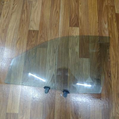 Hyundai Front Left Driver Side Door Window Glass Pane Panel, Clear