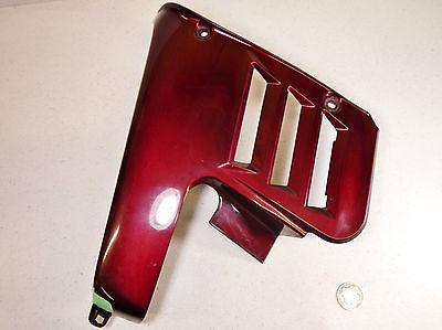 83 HONDA GOLDWING GL1100A LEFT SIDE FRONT FAIRING COWL PANEL