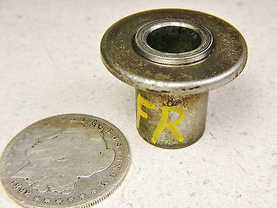 78 SUZUKI GS400 FRONT RIGHT AXLE AXEL SHAFT SPACER COLLAR DUST COVER