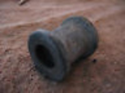 REAR AXLE SPACER 1969 69 YAMAHA 250 DS6 DS6C