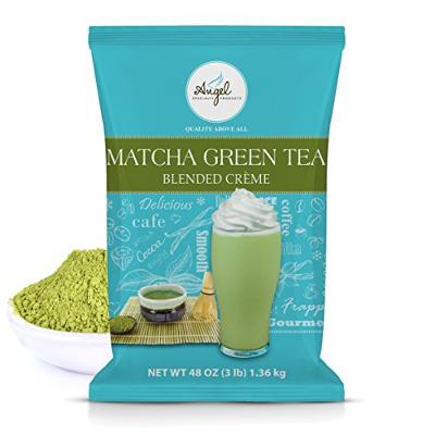 Angel Specialty Products Matcha Green Tea Blended Crme Mix [3 LB]