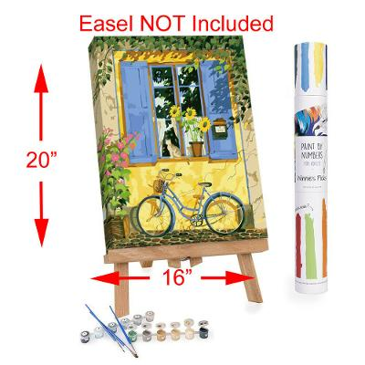 Adult Paint By Numbers Acrylic Set A Woman of Independent Means Winnies Picks