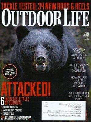 Outdoor Life March 2014 Magazine