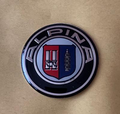Alpina Logo BMW 45mm Steering Wheel Badge Emblem