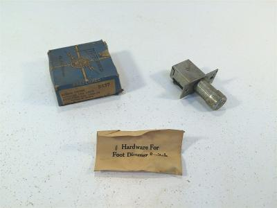 Vintage Preferred DS37 Dimmer Switch Sec. 9 7RA-13532 1948-49 Ford