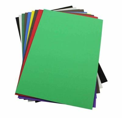 Craft Foam Sheets--12 x 18 Inches - Asst. Colors Set 2 - 10 Sheets-2 MM Thick