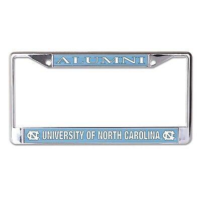 University of North Carolina Tarheels Alumni Metal License Plate Frame
