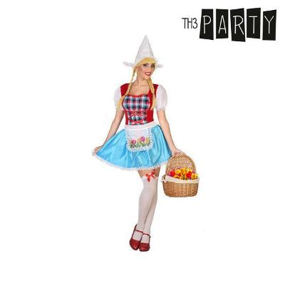 Costume for Adults Dutchwoman