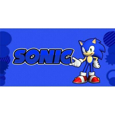 Sonic #3 Photo License Plate