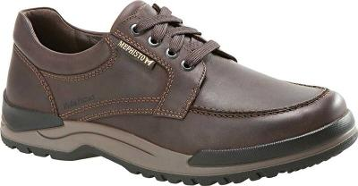 Mephisto Charles Walking Shoes (Men's) in Dark Brown Grizzly - $399 - NEW