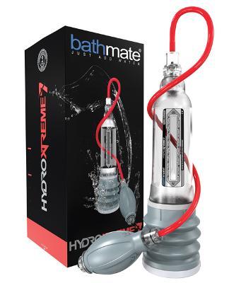 Bathmate Hydroxtreme 7 - Clear New in box. Genuine.