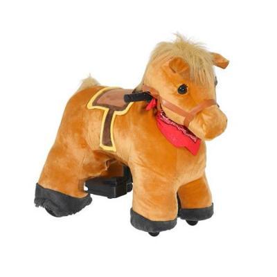 Dynacraft 6v Plush Pony Rideon