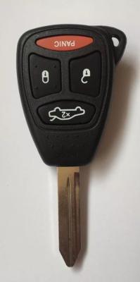 Remote Key Fob 4 Button Key Case Shell Grand Cherokee Aspen Jeep Dodge Dakota