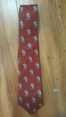 KAPPA ALPHA PSI FRATERNITY NECK TIE SILK FRATERNITY NECK TIE MENS NECK TIE