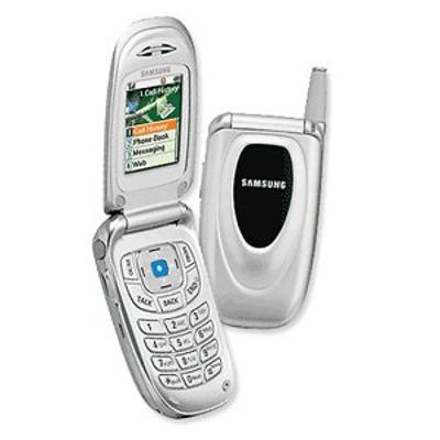 Samsung SPH-A660 Phone (Sprint)(Not Working,For Parts Only)