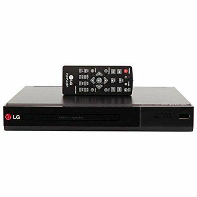LG Region Free DVD Player - Play Any DVD From Any Country