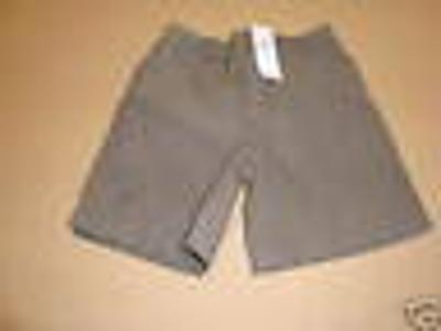The Childrens Place 6-9 MO mos months baby boys shorts NWT NEW striped brown