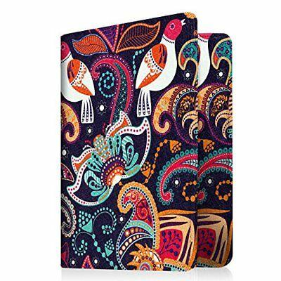 Famavala RFID Blocking Case Cover Holder Wallet for Passport TreeBird NO TAX