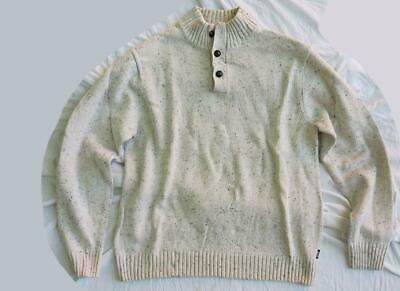 Chaps Collared Sweater Men's Size L