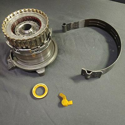 2001 Cavalier Automatic Transmission Clutch Drum Pack Assembly