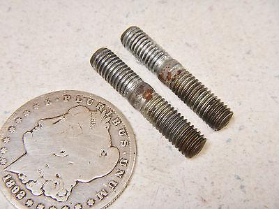 80 ARCTIC CAT PANTHER 440 EXHAUST HEADER MANIFOLD MOUNTING STUDS