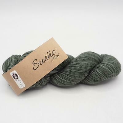 Hikoo Sueno Yarn #1445 Bask Tonal