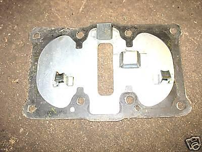 71 HONDA SL350 SL 350 K1 HEAD COVER METAL GASKET A