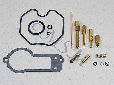 86-89 Honda XR250R New Keyster Carburetor Master Repair Kit 0201-163