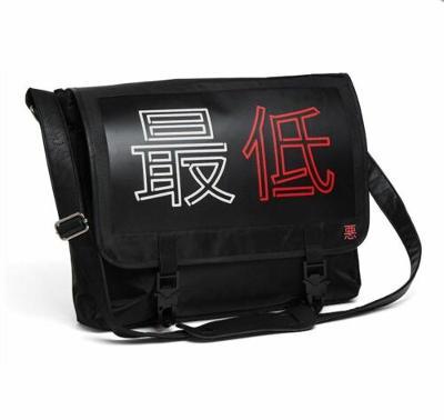 Cyberpunk 17 The Lowest EL Messenger Bag