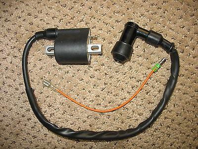 NEW IGNITION COIL 1974-1981 YAMAHA DT175 DT 175