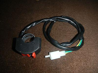 NEW RUN STOP KILL SWITCH 2014 14 SUZUKI BURGMAN 200 AN200A