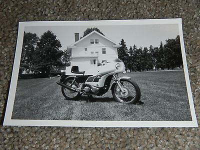 OLD VINTAGE MOTORCYCLE PICTURE PHOTOGRAPH BIKE #31