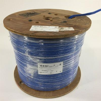Belden 1667A 006 2x4 Pair Unshielded Datatwist Cable 24awg 1000' Blue 1583A