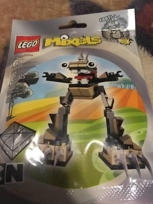 Building Blocks Lego Mixels Series 3 Footi Sealed Complete 2013