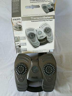 HoMedics RFX-1 Therapist Select Professional Reflexology Foot Tapper Massager