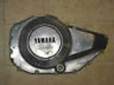 83 YAMAHA XS400 LEFT SIDE CLUTCH COVER