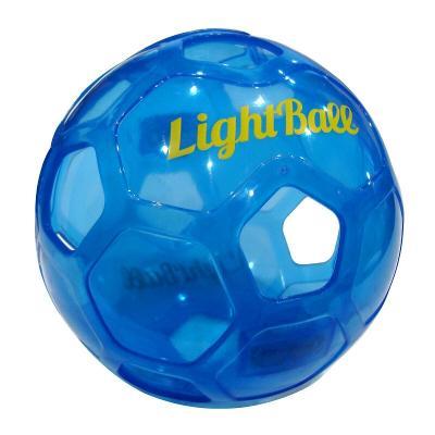 Lightball Soccer Ball Size 1 - Blue