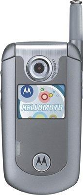 Motorola E815 Phone w/camera and mp3 capabilities(Verizon)