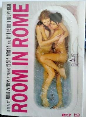 Room in Rome (2010) DVD PAL COLOR - Elena Anaya, Julio Medem, Sexy Lesbian Drama
