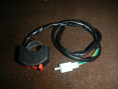 #3.... NEW RUN STOP on off KILL SWITCH 1997-2004 HONDA XR70 XR 70 XR70R PIT BIKE