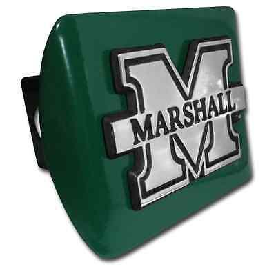 Marshall Banner Green Hitch Cover