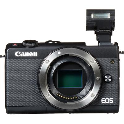 Sale Canon Eos M100 24.2 Mp Digital Camera Body - Black New Year 2019 Deals