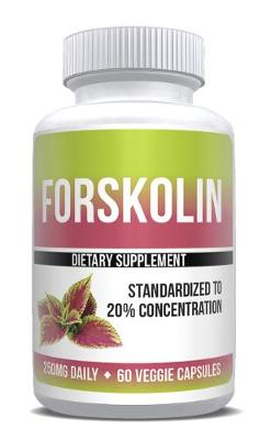 Forskolin Extract Pure Weight Loss 60 Capsules