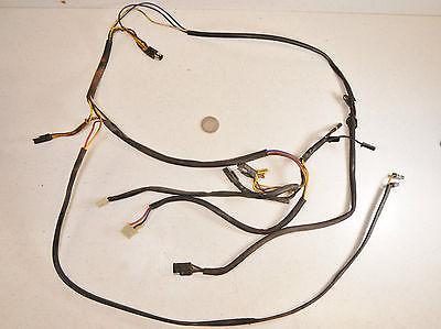 5 off on 80 arctic cat panther 440 main wiring harness. Black Bedroom Furniture Sets. Home Design Ideas