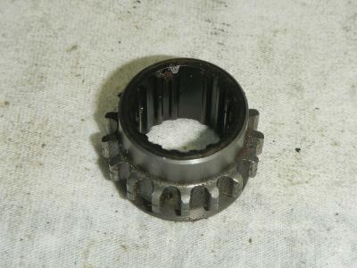 Crank shaft lower timing cam chain drive gear 2007 2008 09 Sprint ST Tiger 1050