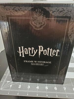 Loot Crate Harry Potter Picture Frame with Storage - New in Box